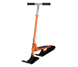 Снежный самокат на лыжах Stiga Bike Snow Kick Free оранжевый