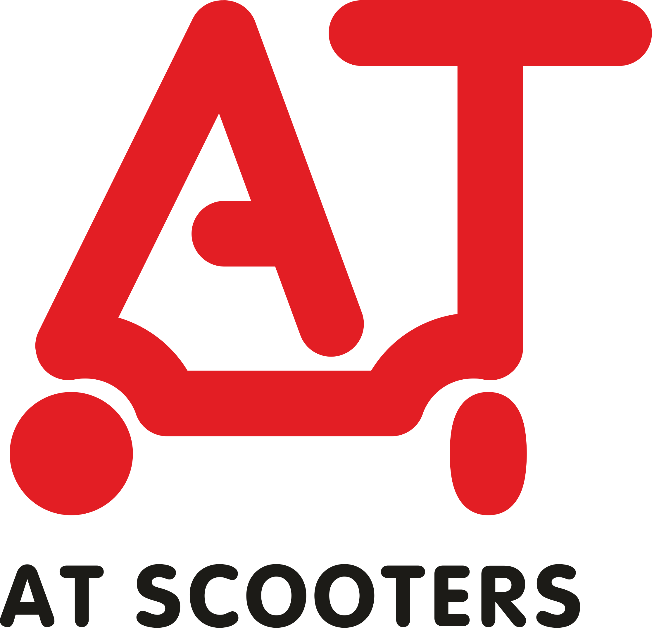 самокаты AT Scooters